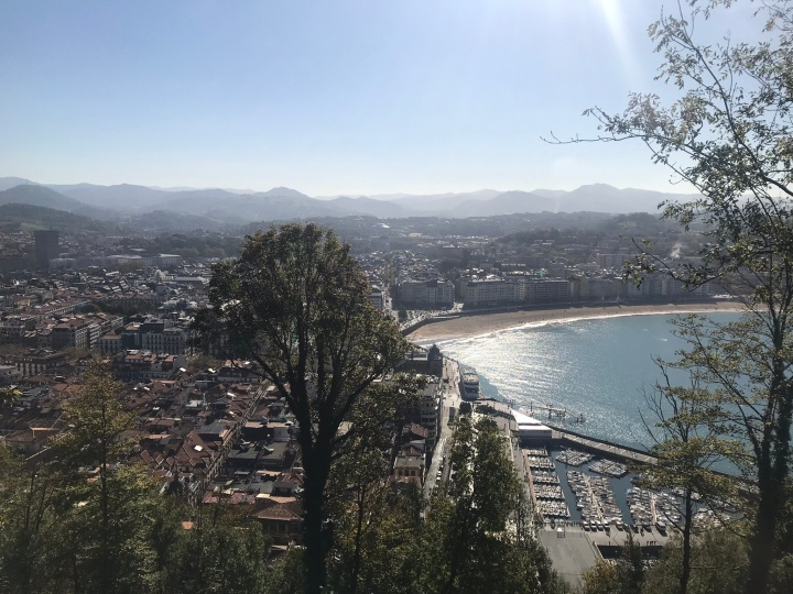 San Sebastián: A cultural feast for the stomach, liver and soul.